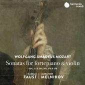MOZART  - CD SONATAS FOR FORTEPIANO & VIOLIN 2