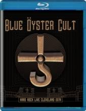 BLUE OYSTER CULT  - BRD HARD ROCK LIVE CLEVEL [BLURAY]