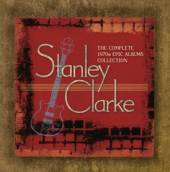 CLARKE STANLEY  - 7xCD COMPLETE 1970S EPIC..