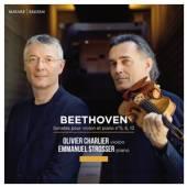 BEETHOVEN  - CD SONATES POUR VIOLIN ET PIANO