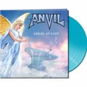 ANVIL  - VINYL LEGAL AT LAST ..