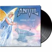ANVIL  - VINYL LEGAL AT LAST [VINYL]