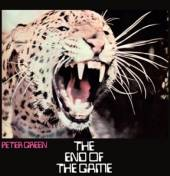 GREEN PETER  - CD END OF THE GAME: 50TH ANNIVERSARY