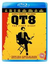 DOCUMENTARY  - BRD QT8 - THE FIRST EIGHT [BLURAY]