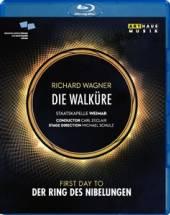 WAGNER RICHARD  - BRD DIE WALKURE [BLURAY]