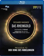 WAGNER RICHARD  - BRD RHEINGOLD [BLURAY]