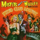 MISFITS  - CD MEET NUTLEY BRASS/CLUB LO
