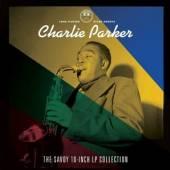 PARKER CHARLIE  - 4xVINYL SAVOY 10-INCH LP.. [VINYL]