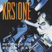 KRS ONE  - CD RETURN OF THE BOOM BAP