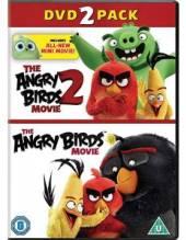 MOVIE  - 2xDVD ANGRY BIRDS MOVIE 1&2. THE