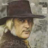 RICH CHARLIE  - CD BEHIND CLOSED DOORS &..
