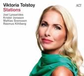 TOLSTOY VIKTORIA (J. LYSSARIDE..  - CD STATIONS