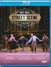 KURT WEILL (1900-1950)  - BRD STREET SCENE [BLURAY]