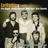 PERKINS CARL & FRIENDS  - 2xCD+DVD BLUE SUEDE SHOES -CD+DVD-
