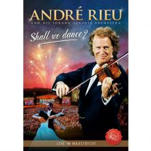 RIEU ANDRE  - DVD SHALL WE DANCE