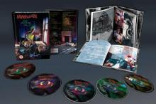 MARILLION  - 5xCD SCRIPT FOR A JE..