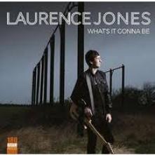 JONES LAURENCE  - VINYL WHAT'S IT GONNA BE [VINYL]