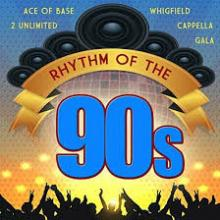 VARIOUS  - CD RHYTHM OF THE 90S