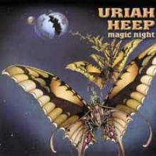 URIAH HEEP  - 2xVINYL MAGIC NIGHT [VINYL]