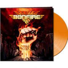 BONFIRE  - VINYL FISTFUL OF FIR..