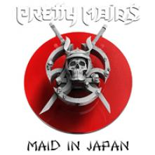 PRETTY MAIDS  - BLU MAID IN JAPAN - ..
