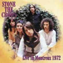 STONE THE CROWS  - VINYL LIVE AT MONTREUX 1972 [VINYL]