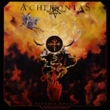 ACHERONTAS  - CD PSYCHICDEATH.. -SLIPCASE-