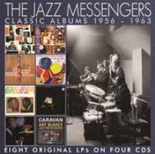 JAZZ MESSENGERS  - 4xCD CLASSIC ALBUMS 1956-1963 (4CD)