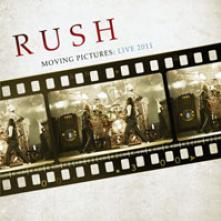 RUSH  - VINYL MOVING PICTURES: LIVE 2011 [VINYL]