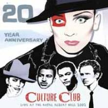 CULTURE CLUB  - 2xVINYL LIVE AT THE ..