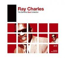 RAY CHARLES  - 2xCD DEFINITIVE SOUL COLLECTION