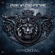 PRIDE OF LIONS  - CD IMMORTAL