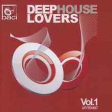 VARIOUS  - CD DEEPHOUSE LOVERS VOL.1