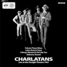 CHARLATANS  - VINYL LIVE AT THE ST..