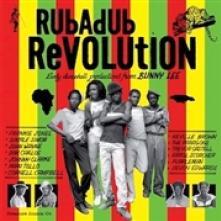 VARIOUS  - CD RUBADUB REVOLUTIO..