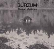 BURZUM  - CD+DVD THULÊAN MYSTERIES