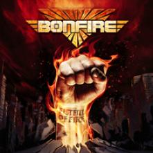 BONFIRE  - CDD FISTFUL OF FIRE