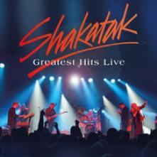 SHAKATAK  - 3xCD+DVD GREATEST HITS LIVE (CD+DVD)