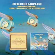 JEFFERSON AIRPLANE  - CD+DVD LONG JOHN SIL..