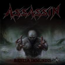 ASSASSIN  - CD BESTIA IMMUNDIS