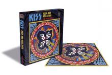 KISS  - PUZ ROCK AND ROLL OV..