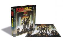 KISS  - PUZ LOVE GUN (500 PIECE JIGSAW PUZZLE)