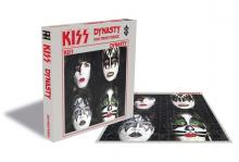 KISS  - PUZ DYNASTY (500 PIECE JIGSAW PUZZLE)