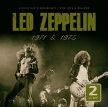 LED ZEPPELIN  - CD+DVD 1971 & 1975 -..