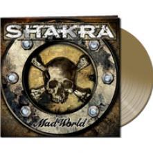 SHAKRA  - VINYL MAD WORLD -COLOURED- [VINYL]