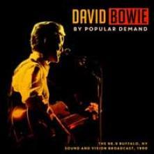 DAVID BOWIE  - CD+DVD BY POPULAR DEMAND