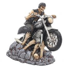 GENERIC STATUE  - STAT RIDE OUT OF HELL (16CM STATUE)