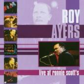 AYERS ROY  - CD+DVD DUALD-LIVE AT RONNIE..