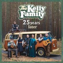 KELLY FAMILY  - VINYL 25 YEARS LATER [VINYL]