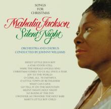 JACKSON MAHALIA  - CD SILENT NIGHT - SONGS..